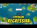 DICAS MEGA CARANGUEJO | BOOM BEACH | CONTAGEM REGRESSIVA