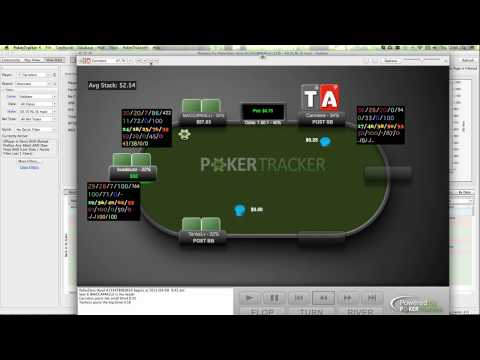 Texas Hold'em 6-max Cash: 3-Betting, Postflop - Episode 4