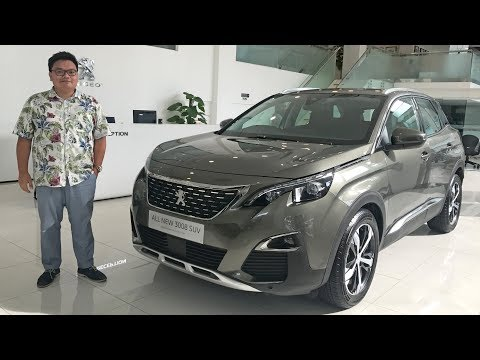 FIRST LOOK: 2017 Peugeot 3008 SUV in Malaysia – RM143k-RM156k