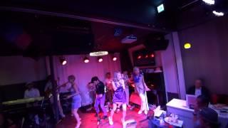 2015.5.29@目黒カフー かっこいいツイスト/弘田三枝子 演奏:リリーベ...
