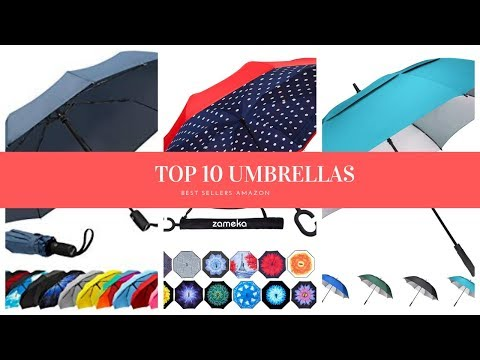 ✔️ TOP 10 BEST UMBRELLAS 🛒 Amazon 2019