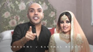 AD   My Dream Project   Bollywood Bride Look With Kaushal Beauty