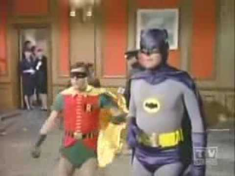 Bruce Lee (Kato) vs Robin -Batman TV Show 1967