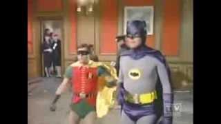 Bruce Lee (Kato) vs Robin -Batman TV Show 1967
