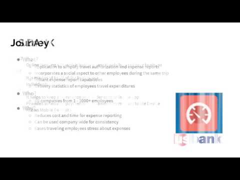 Financial Applications Presentation