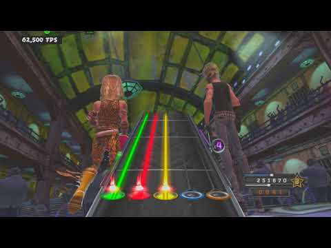 Guitar Hero 3 Rime of the ancient marine