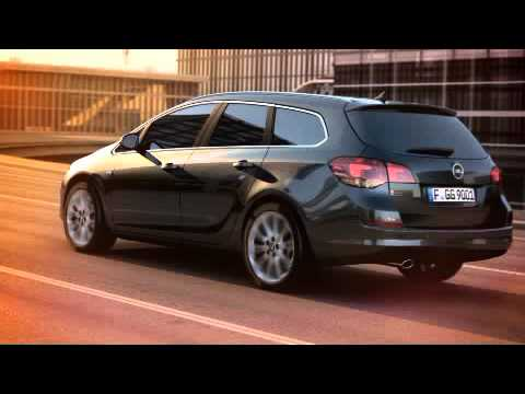opel astra j sports tourer design roadshow youtube. Black Bedroom Furniture Sets. Home Design Ideas