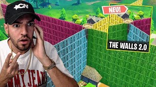 *NEU* THE WALLS 2.0 DU MUSST ÜBERLEBEN Modus in Fortnite Battle Royale