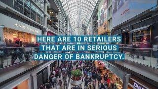 La Increible Lista de Tiendas En Bancarrota. Episodio Economia 58.