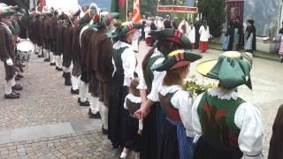 Acereto Sagra Paesana - Kirchtag in Ahornach 2014.07.27 Parte 2/3