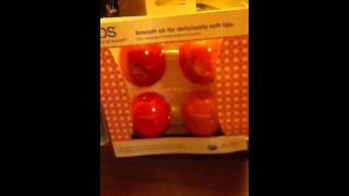 eos lip balm collection update basket of fruit limited edi