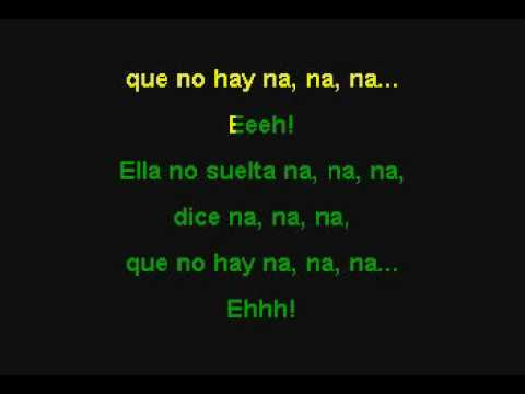 "Karaoke Real de ""Khriz & Angel Feat Gocho & John Erick - Na De Na"""