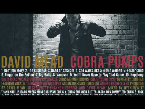 DAVID MEAD- HOPALONG (AUDIO from COBRA PUMPS) Mp3