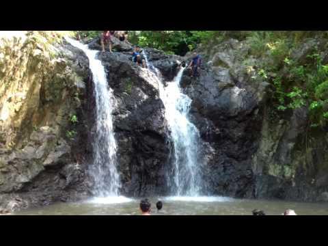 BALAGBAG FALLS, Real Quezon 2016