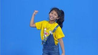 Lichterkinder - Du schaffst das (Offizielles Tanzvideo) | Bewegungslied Kita & Kindergarten