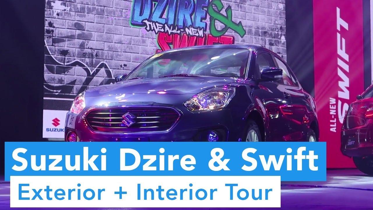 2018 All-New Suzuki Dzire and Suzuki Swift (Pricing + Ext/Int Full Tour)