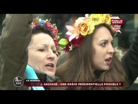 Sénat 360 : J.Sauvage Une grâce possible? / Economie 2016 / Débat sur le cannabis (29/01/2016)