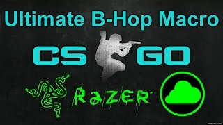 CS:GO | Ultimate B-hop Macro Guide For Razer Synapse