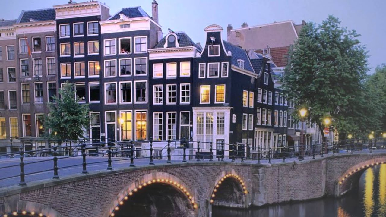 нидерланды достопримечательности фото