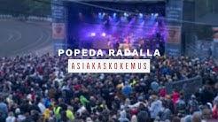 Asiakaskokemus Popeda Radalla 2019