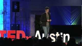Shaping Behavior Through Intentional Design: Jeff Sharpe at TEDxAustin