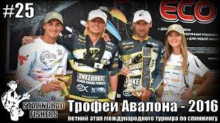 Трофеи Авалона - 2016 (летний этап)(Наше путешествие в Астраханскую область на базу