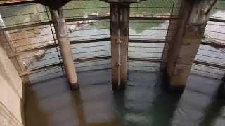 三成ダム 取入口