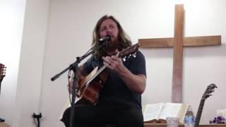 Crash by Decyfer Down (TJ Harris) Acoustic Live