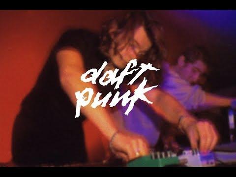 Daft Punk Live @ Transmusicales (??/12/1996)