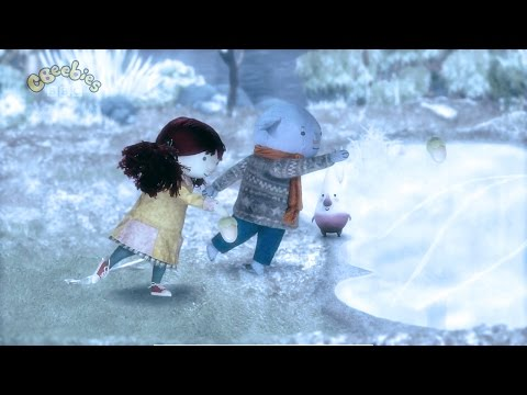 ✰ ☼ The Adventures of Abney and Teal - The Very Cold Day ☼ ✰