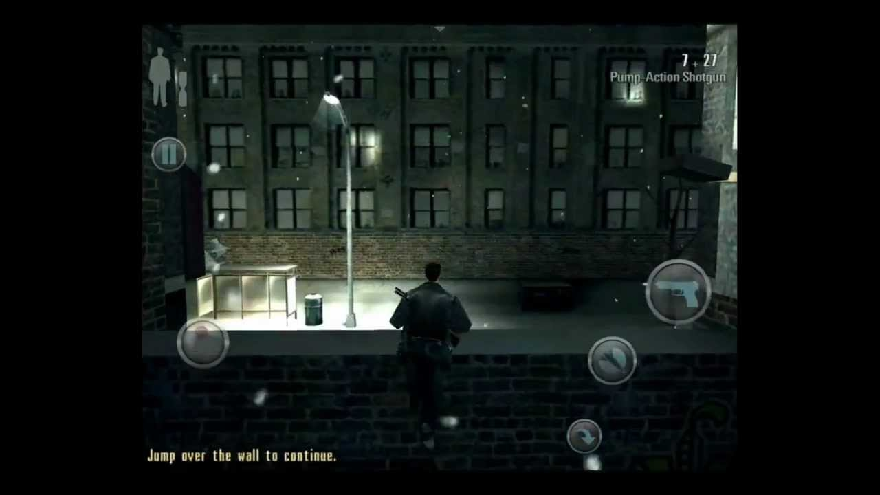 Max Payne Mobile Gameplay Trailer Iphone 4s Ipad 3 Youtube