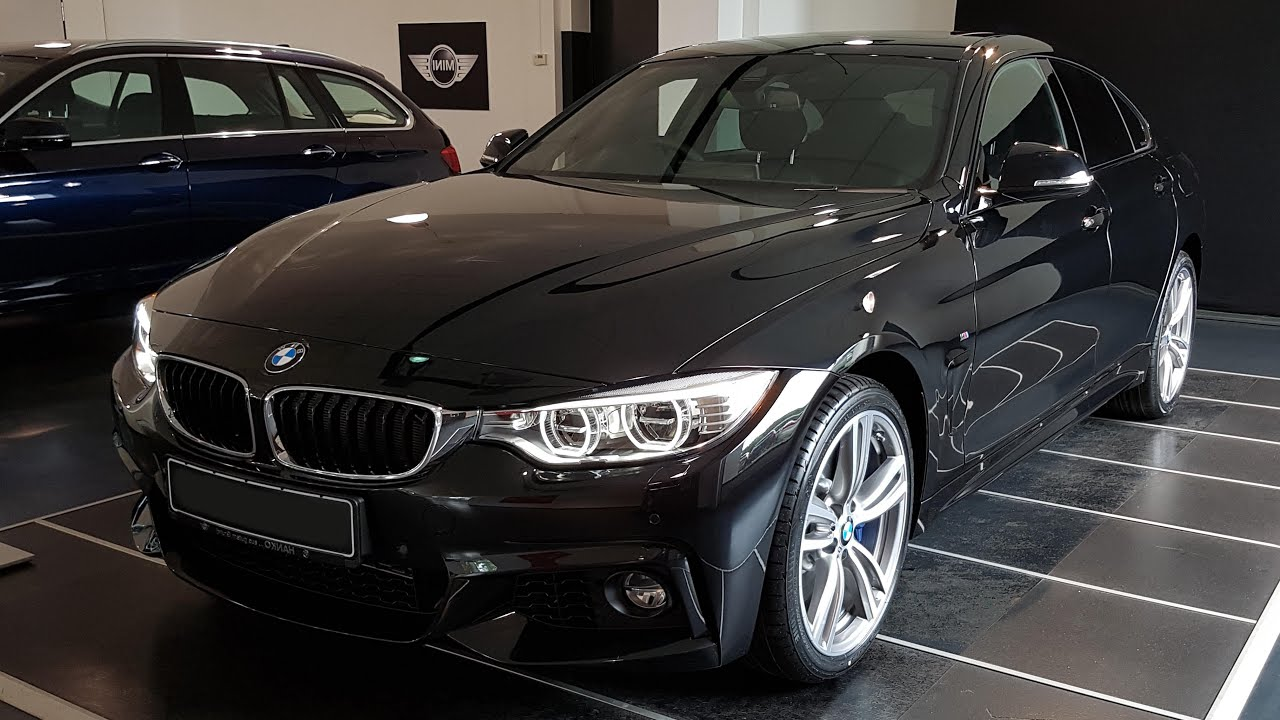 2016 Bmw 440i Xdrive Gran Coupé Modell M Sport View You