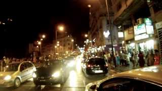 Tangier by night / Tanger de noche / طنجة ليلا