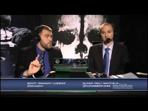 Optic v NSP 2014 Call Of Duty Championships Group Play