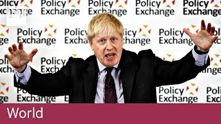 Boris Johnson seeks to reassure voters over Brexit