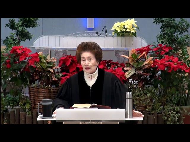 성령의 인도함으로 죄악된 습관을 고쳐 하나님과 동행하는 의의 길로 나아가라 (이인강 목사)