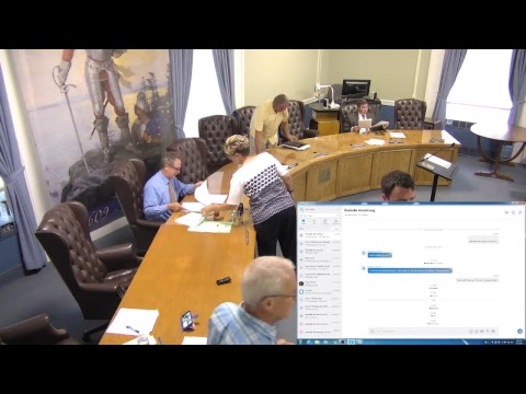 City of Plattsburgh, NY Meeting  8-2-18