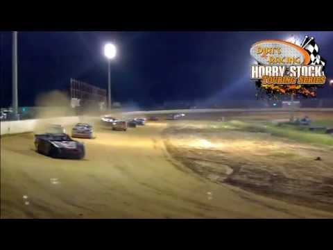 Dirts 4 Racing Hobby Stock Touring Series at Putnam County Speedway October 3rd, 2015