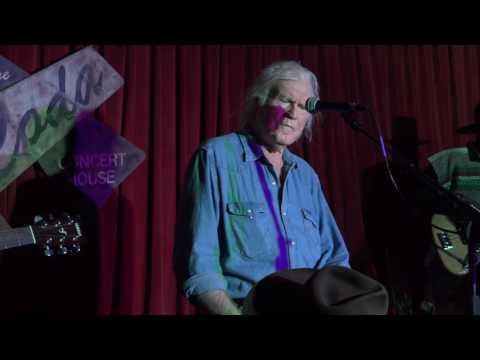 Billy Joe Shaver Acoustic House Concert