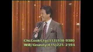 Johnny Yune Does Stand up on the 1987 National Easter Seal Telethon