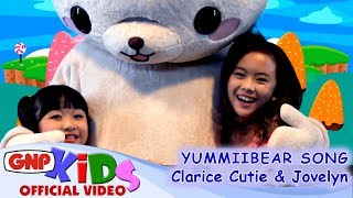 Yummiibear Song - Clarice Cutie & Jovelyn (Official Original Sound Track)