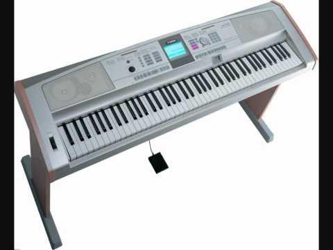 yamaha dgx 505 keyboard demo youtube. Black Bedroom Furniture Sets. Home Design Ideas