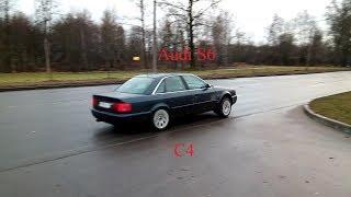 обзор Audi S6 C4 2.2 turbo