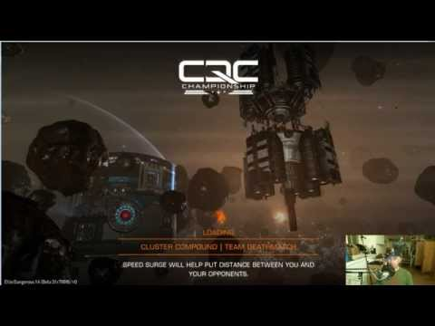 Livestream September 8th - Elite Dangerous CQC (and a bit of
