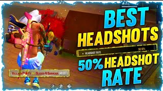 Best Headshot Montage  Free Fire Best Phone Player