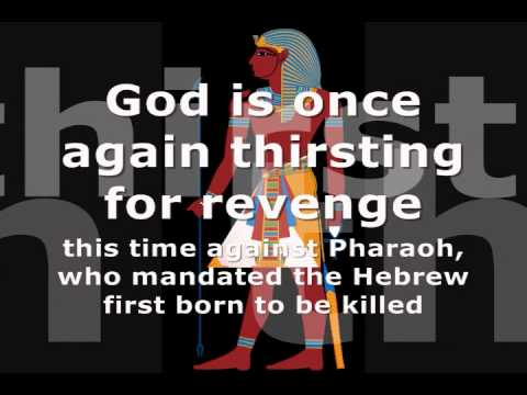 Yahweh is a Baby Killer