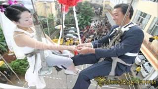 Необычные свадьбы .Слайд шоу-Рicture Show