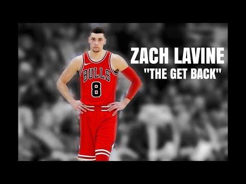 "Zach LaVine ""The Get Back"" – Chicago Bulls 2018"