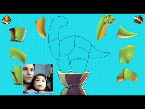 quebra-cabeÇa-de-dinossauros---dinoboom-puzzles---game-grÁtis-para-celular---gameplay-em-português