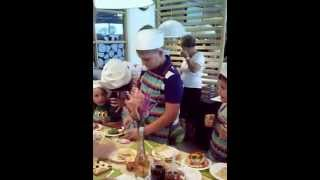 Мастер-класс «Сделай свой бутерброд сам» в ИКЕА